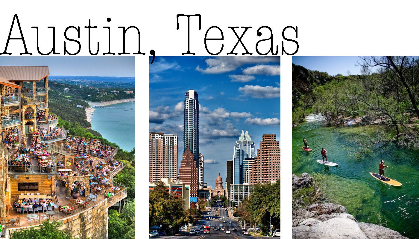 Places to visit in texas best place 2017 for Places to move to